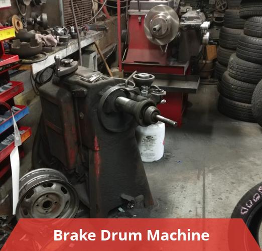 Lew's Brake Shop
